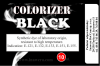 COLORIZER - e-liquid colouring dye: black