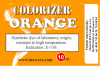 COLORIZER - e-liquid colouring dye: orange
