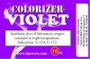 COLORIZER - e-liquid colouring dye: violet