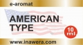 "TABACCO ""AMERICAN TYPE"""
