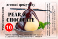 PEAR IN CHOCOLATE