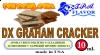 """DX GRAHAM CRACKER"""
